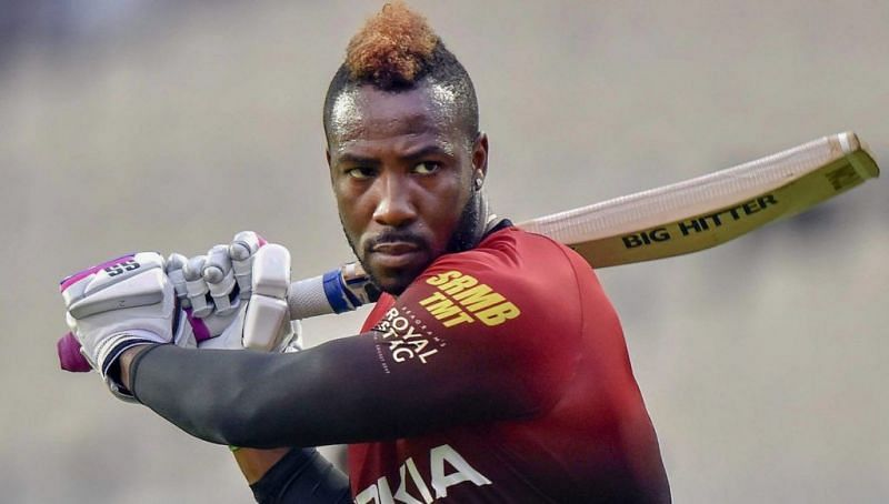 Andre Russel will play for Colombo Kings