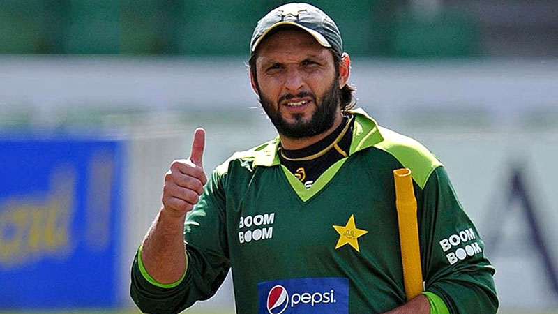 Shahid Afridi appointed as Galle Gladiator Captain